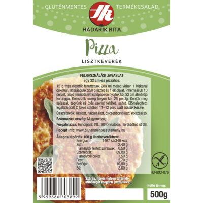 Hadarik Rita g.m Pizza lisztkeverék 500 g.