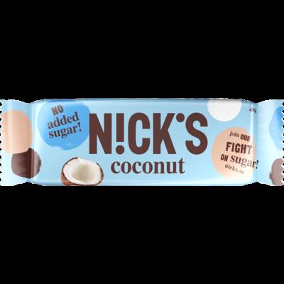 NICk'S Kókuszos szelet 40g./gluténmentes/