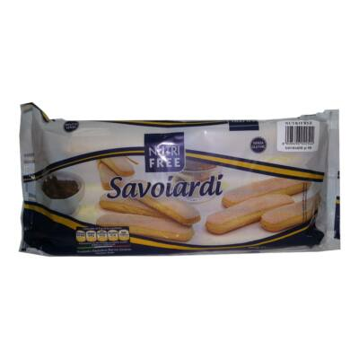 NutriFree gluténmentes Savoiardi (babapiskóta) 150g