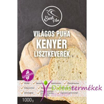 Szafi Free Világos puha kenyér lisztkeverék 1000g.