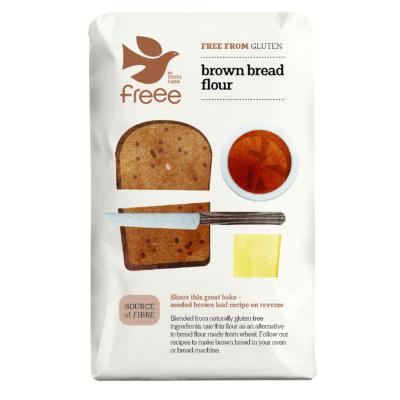 Doves Farm barna kenyérliszt 1kg