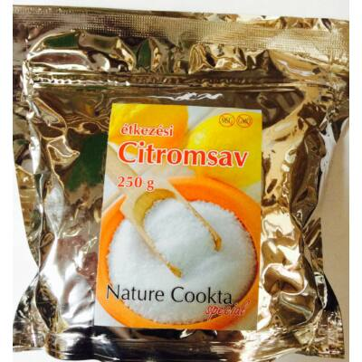 Nature Cookta Citromsav Special 250 g.