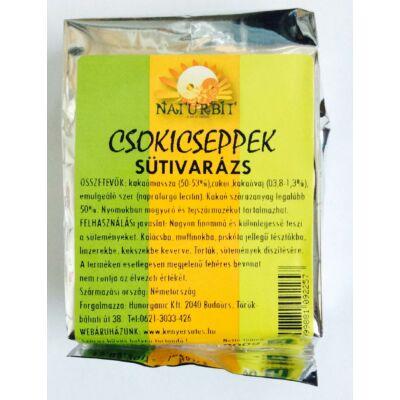 Naturbit Csokicseppek-Csokivarázs 200 g.