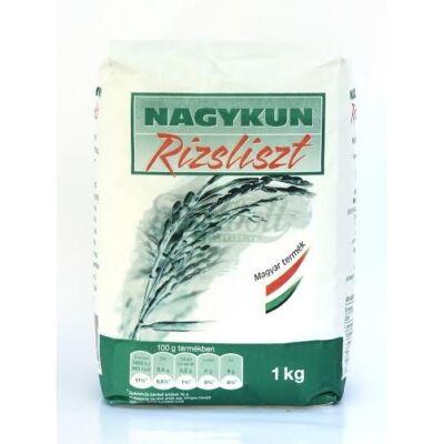 Nagykun gluténmentes rizsliszt 1000g