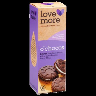 Love More o'choco 125g