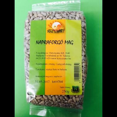 Naturbit  Napraforgó mag 250 gr.
