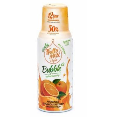 FruttaMax Narancs gyümölcsszörp LIGHT 500ml