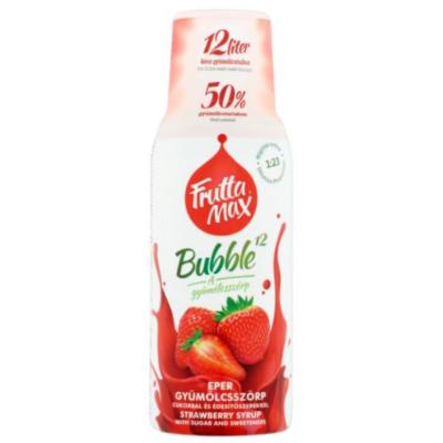 FRUTTAMAX EPER gyümölcsszörp 500 ml