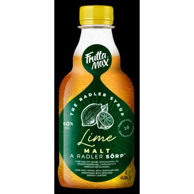 FruttaMax Sörp Lime 330 ml
