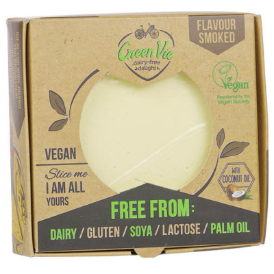 GreenVie füstölt gouda ízű 250g