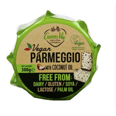 GreenVie parmezán ízű 300g