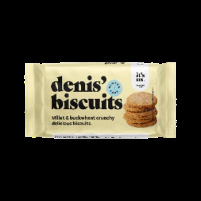 It's us denis' köleses-hajdina keksz kókusszal 50g