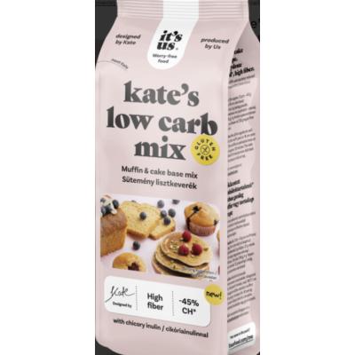 It's us kate's low carb sütemény lisztkeverék 500 g