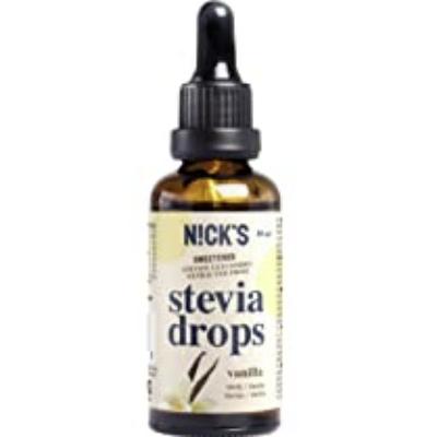 Nick's vaníliás stevia cseppek 50ml