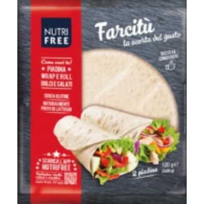 Nutri Free Farcitú - Tortilla lap 120g