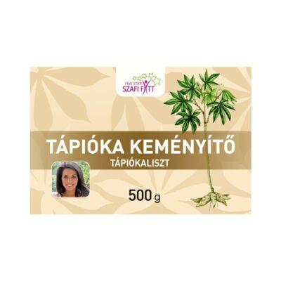 Szafi Fitt Tápiókakeményítő 500 g.