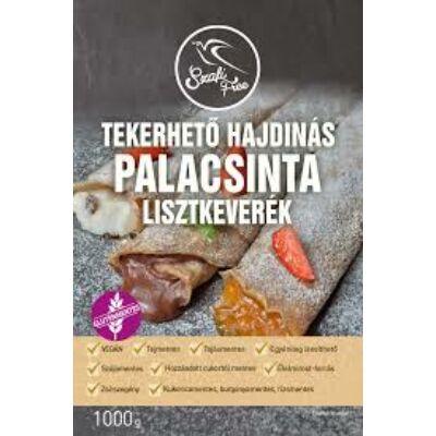 Szafi Free Tekerhető Hajdinás Palacsinta Lisztkeverék 1000 g.