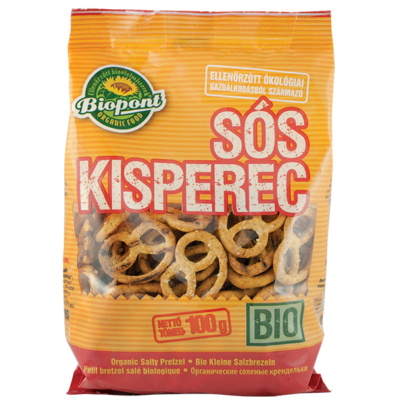 Biopont PEREC SÓS BIO 100 G