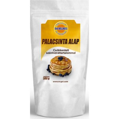 Dia-Wellness Palacsintapor 500gr.