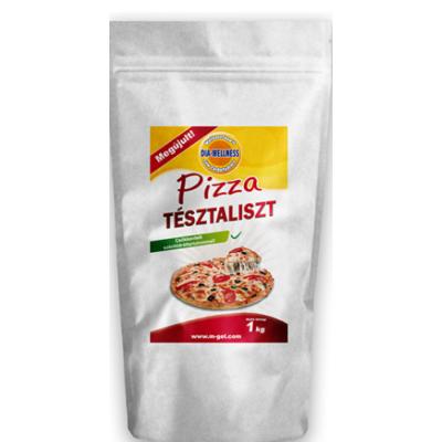 Dia-Wellness Szénhidrátcsökkentett Pizzaliszt 1000gr.