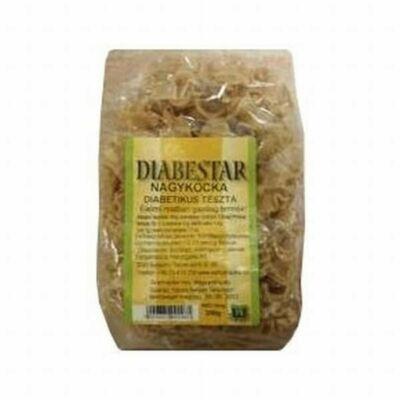 Diabestar diabetikus fodros kocka tészta 200g