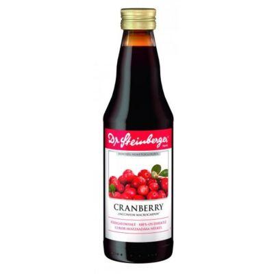 Dr.Steinberger  Cranberry-Tőzegáfonya 330 ml