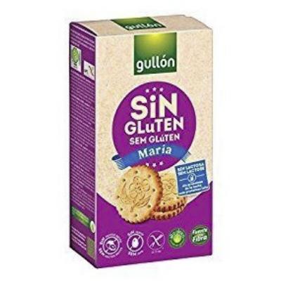 GULLON Gluten Free Maria gluténmentes, tejmentes és laktózmentes keksz 380G.