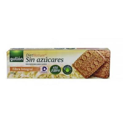 Gullón keksz rostdús édesítőszeres 170g
