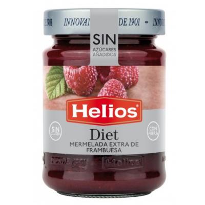 Helios málna extradzsem édesítőszerrel 280 g