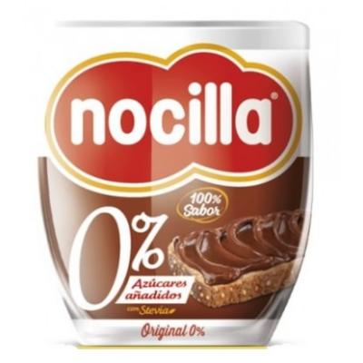 Idilia Nocilla kakaó krém, hozzáadott cukor nélkül 190 g