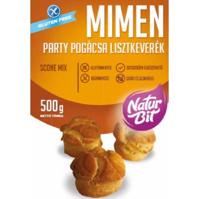 MiMen pogácsa lisztkeverék 500 g
