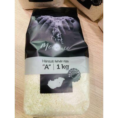 """Moonrice gluténmentes hántolt fehér """"A"""" rizs 1000g."""