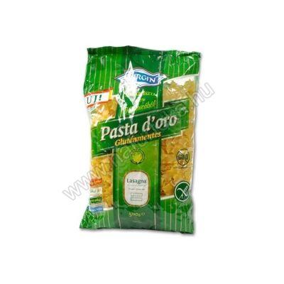 Pasta d'oro fodros kocka tészta 500 g.