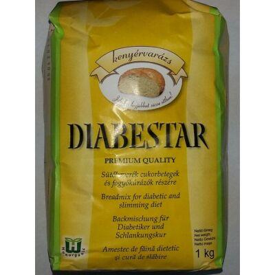 Diabestar diabetikus sütőkeverék cukorbetegeknek és fogyókúrázóknak