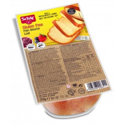 Schär Pain Brioché édes kenyér 370 g