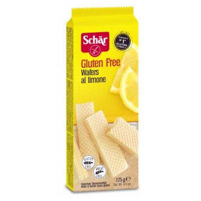 Schär Wafers citromos ostya 125 g