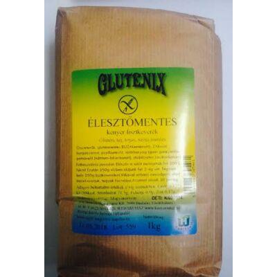 Glutenix élesztőmentes kenyér lisztkeverék