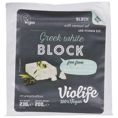 Violife görög fehér 200g.
